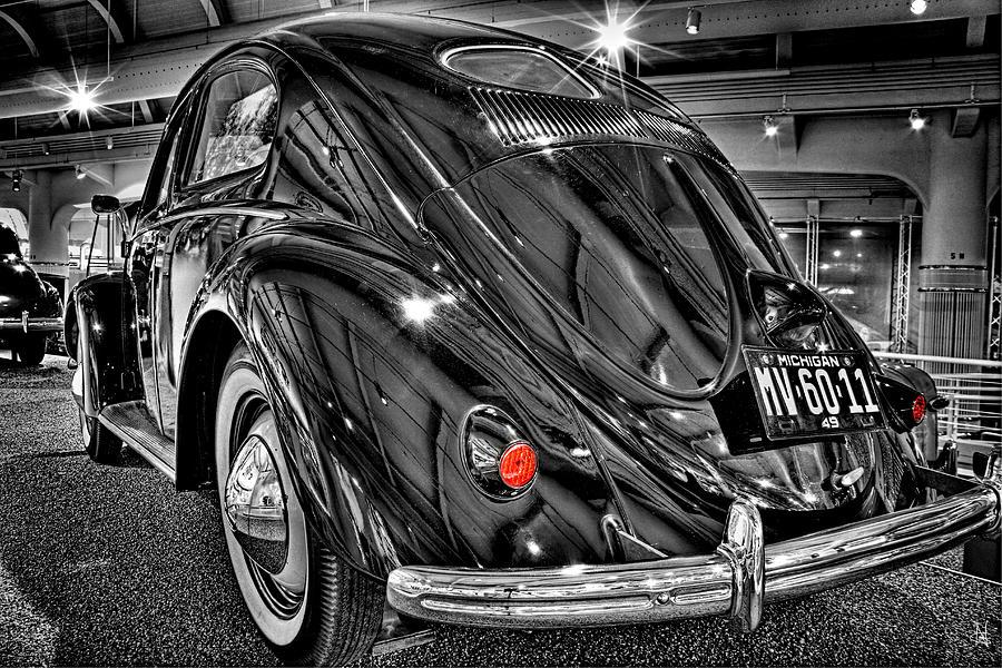 Slug Bug Photograph by Nicholas  Grunas