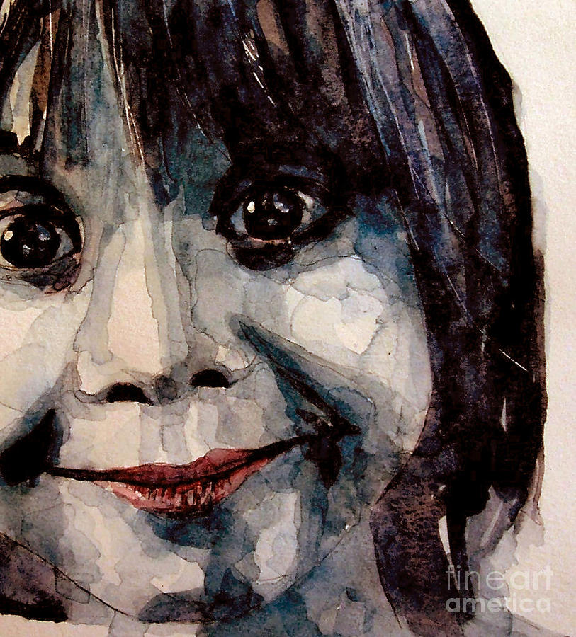Smile Painting - Smile by Paul Lovering