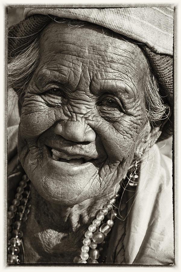 Smile Photograph by Skip Nall