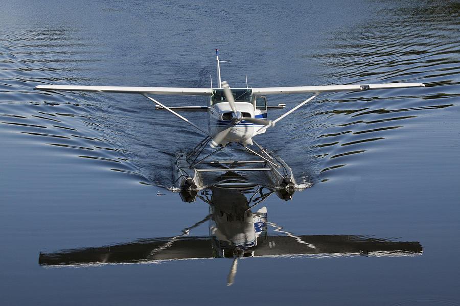 Smooth Photograph - Smoooth Landing by David Kehrli