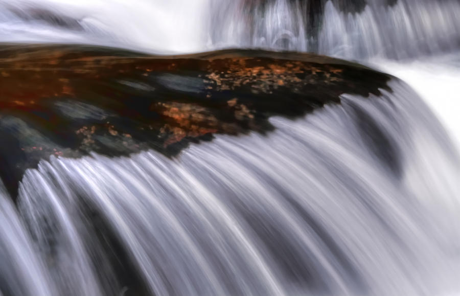 Water Photograph - Smooth by Darren Fisher