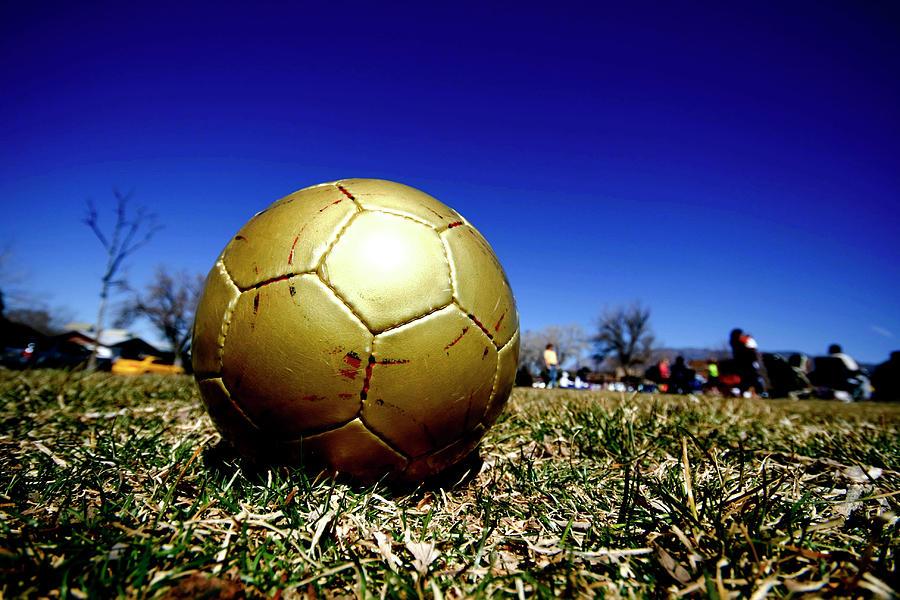 Horizontal Photograph - Soccer Season Starts by Scout J Photography