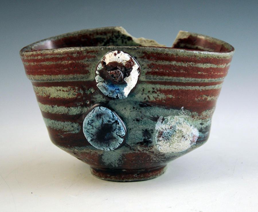 Soda Ceramic Art - Soda Ash Test by Alejandro Sanchez