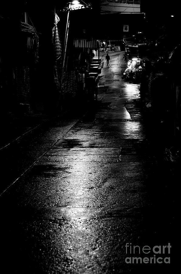Soho Photograph - Soho Noir by Dean Harte