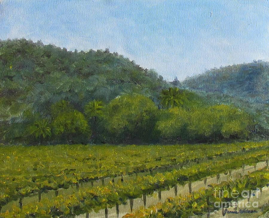 Solis Winery by Jeanie Watson