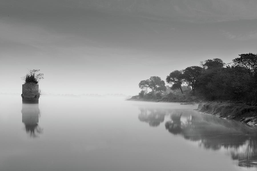 Horizontal Photograph - Solitude-ii by Amer S Raja - Arifsons, Jhelum.