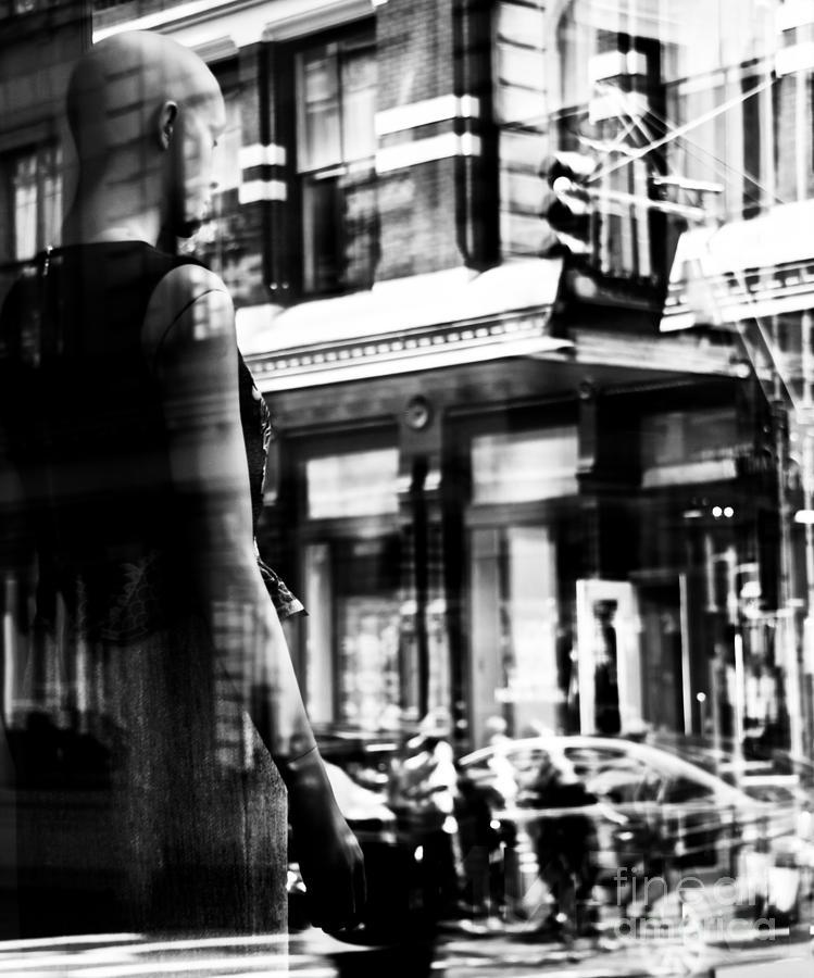 Cityscape Photograph - Somehow Sad by Lonny Regnier