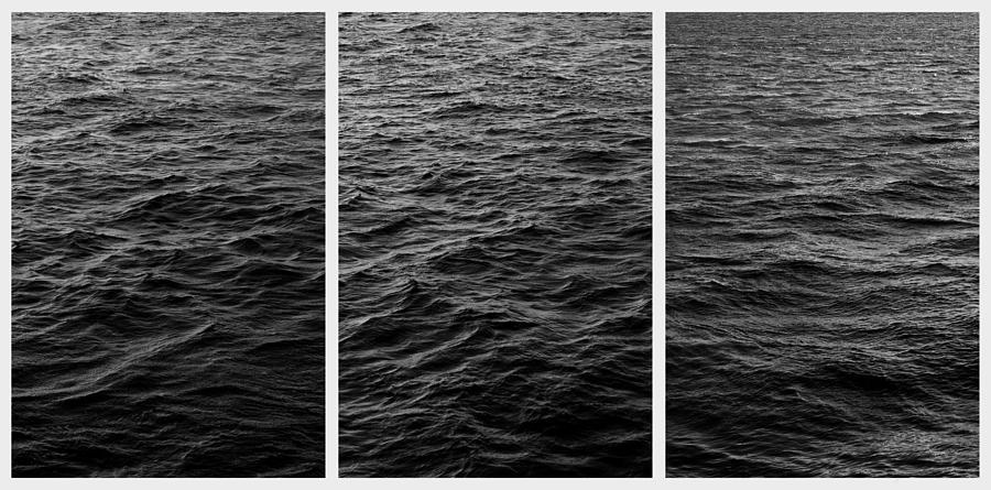 Rough Water Photograph - Sometimes I Wonder by Melissa Wyatt