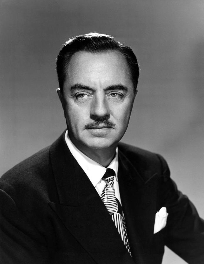 Song Of The Thin Man, William Powell Photograph by Everett
