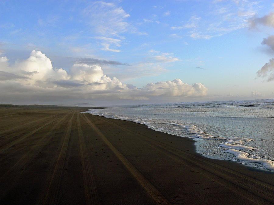 Coast Photograph - South Bound by Pamela Patch