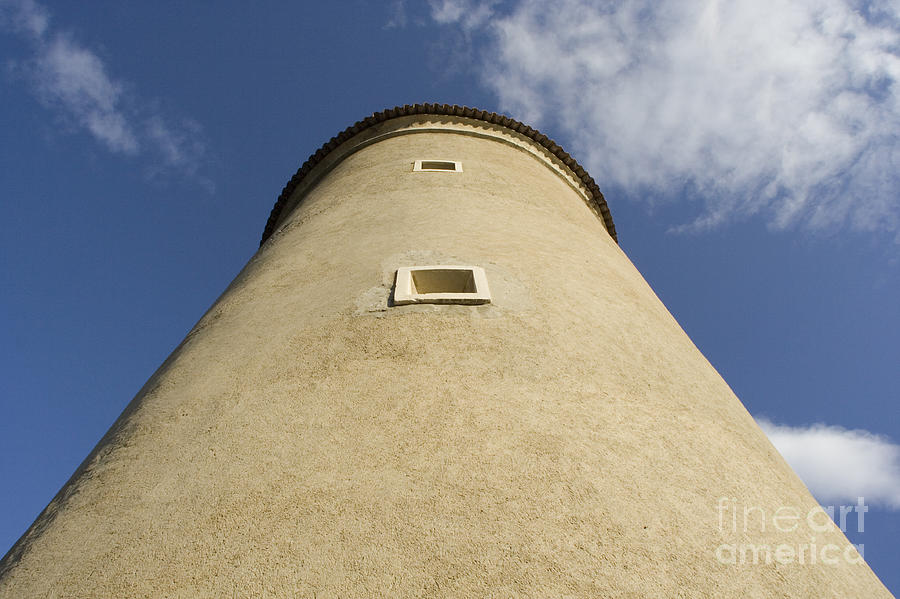 Alto Adige Photograph - South East Tower by Alex Rowbotham