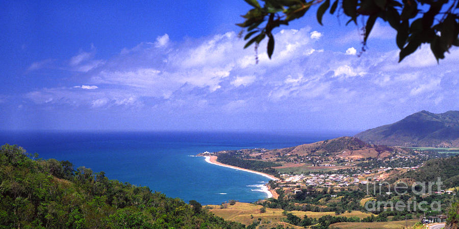 Puerto Rico Photograph - Southeast Coast  Panoramic Route by Thomas R Fletcher