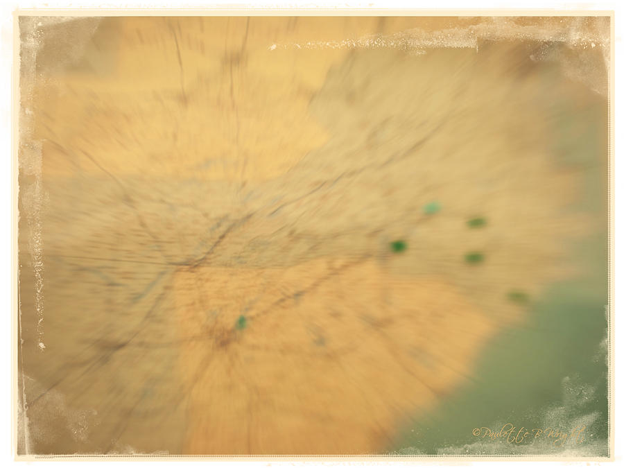 Abstract Photograph - Southeast Us by Paulette B Wright