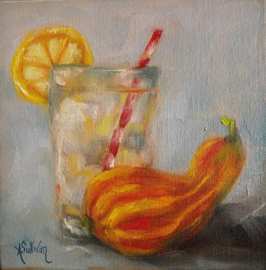 Still Life Painting - Southern Autumn by Angela Sullivan