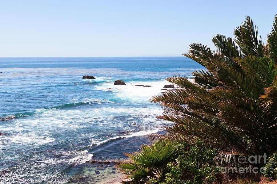 America Photograph - Southern California Coastline Photo by Paul Velgos