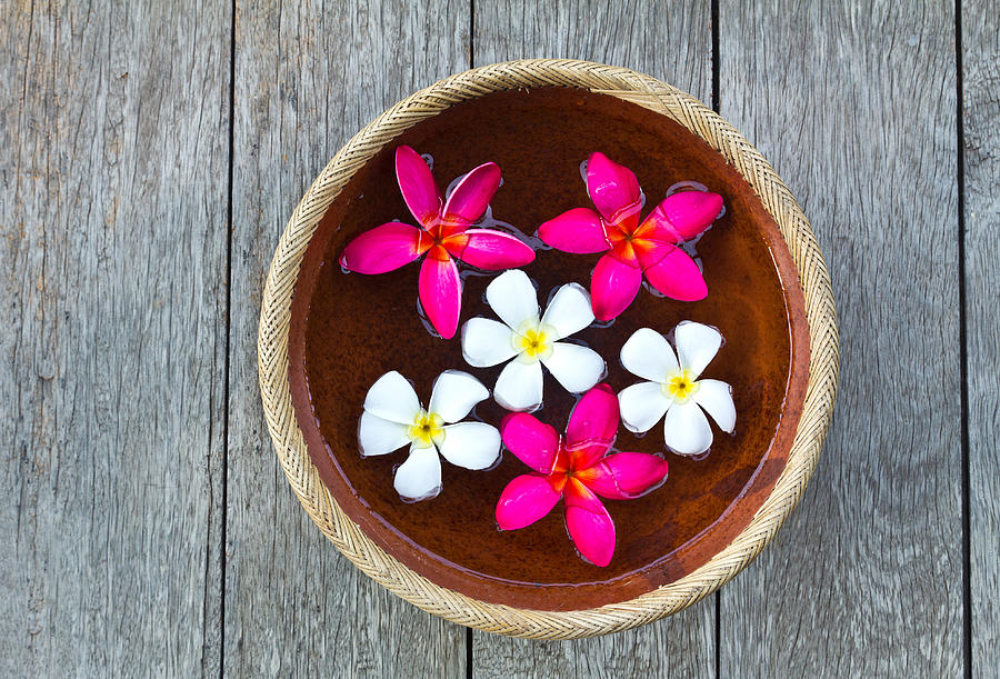 Image result for spa flowers