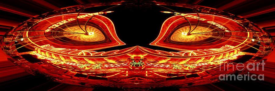 Space Bug Photograph