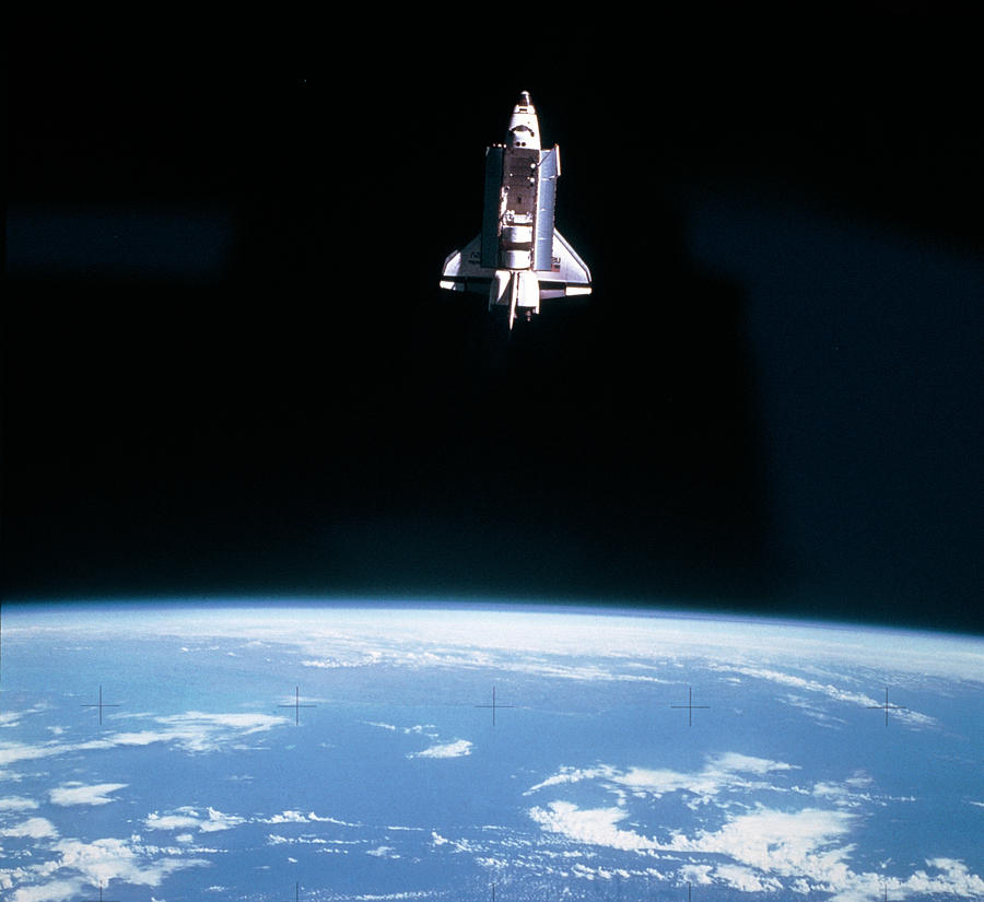 the challenger space shuttle mission - photo #10