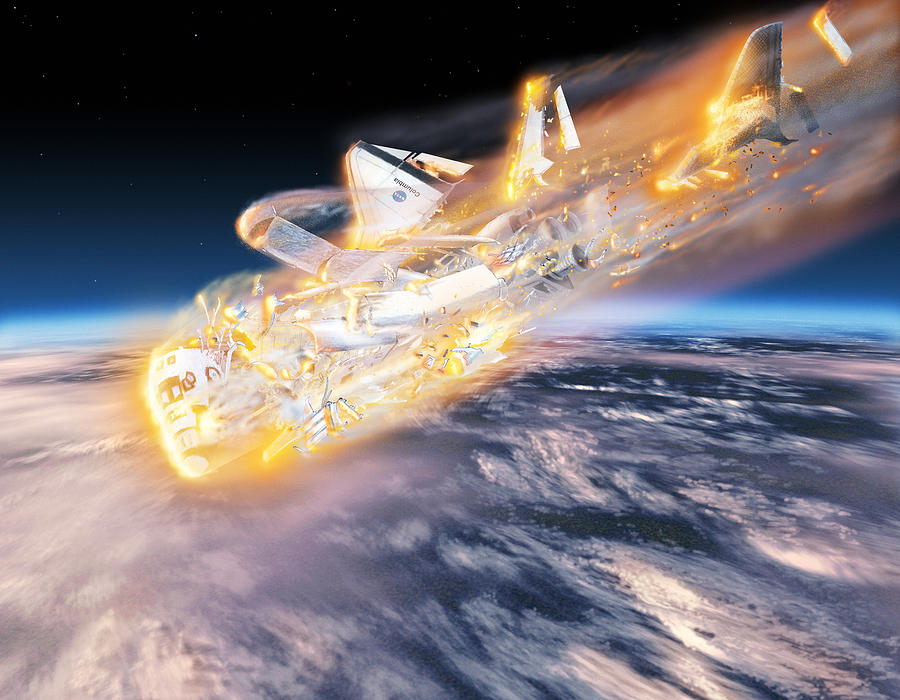 space shuttle disasters - 900×700