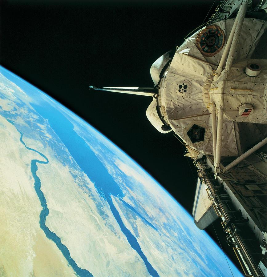 Orbiting
