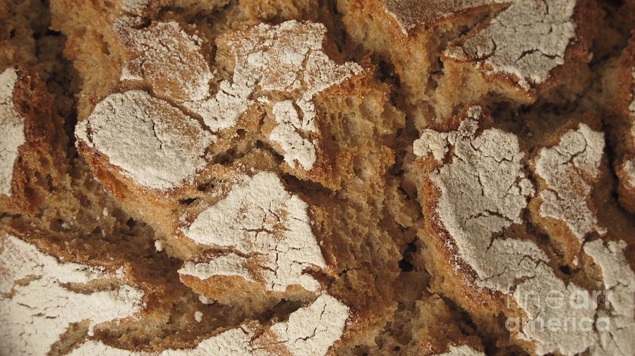 Spain Photograph - Spanish Bread by Colleen Rugg