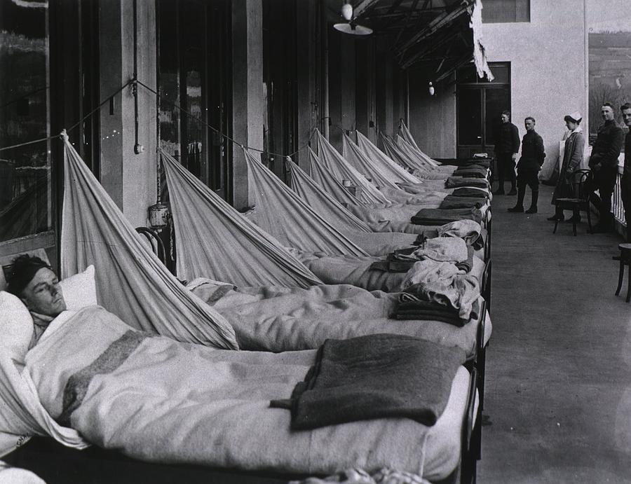 1918 influenza epidemic in america essay Find out more about the history of 1918 flu pandemic the influenza or flu pandemic of 1918 is that few locations were immune to the 1918 flu–in america.