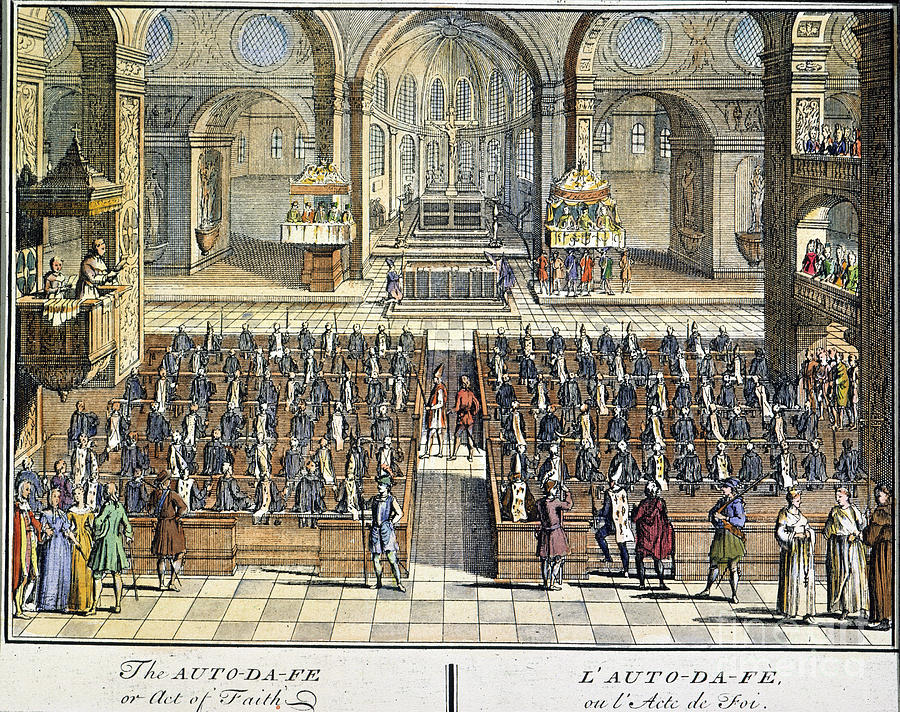 an overview of the events in the spanish inquisition Ern civilization, think they know what the spanish inquisition was all about in a  work  sition netanyahu lays his cards on the table in the introduction, and, in  the  and further discussion of events discussed earlier in the book, such as a  plan.