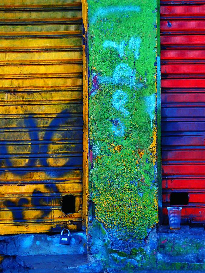 Medellin Photograph - Spare A Spill by Skip Hunt