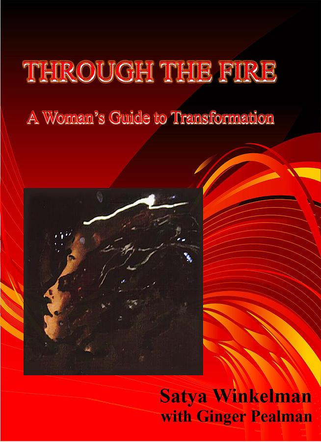 Book Photograph - Spirit Woman by Satya Winkelman