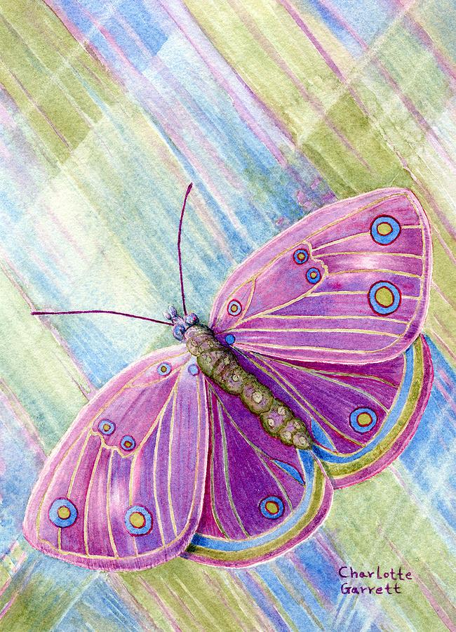 Spiritual Butterfly by Charlotte Garrett