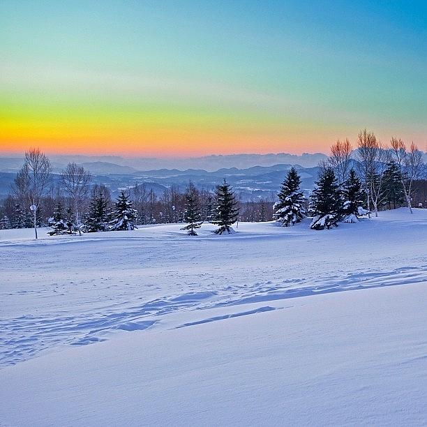 Jj Photograph - Splash Of Color From Sunrise #sunrise by Tommy Tjahjono