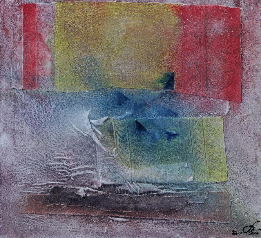 Spring 1 Painting by Jorge Berlato