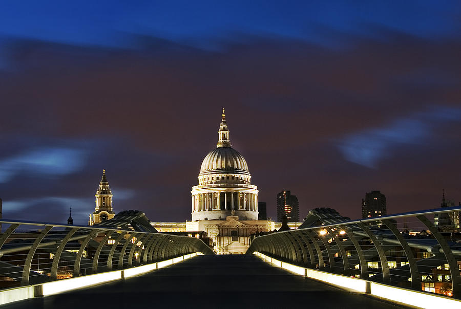St. Pauls Cathedral 2 Photograph