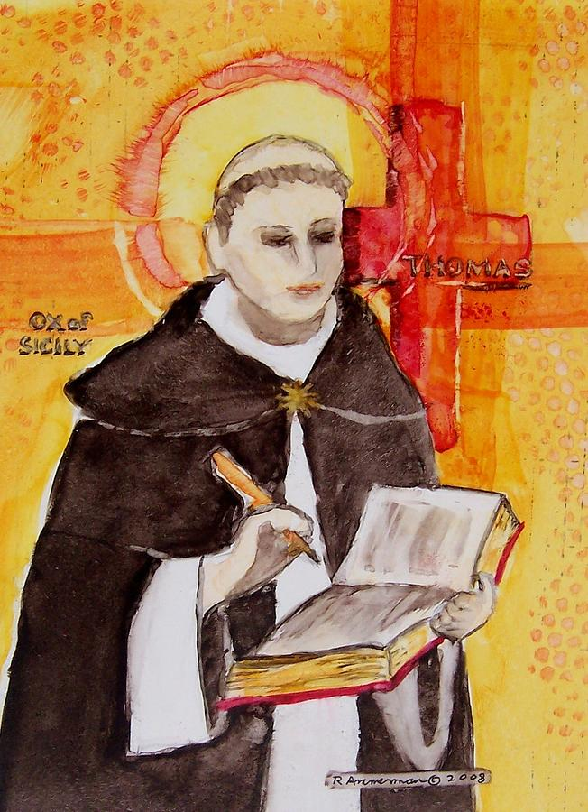 """the description of omnipotence in the case of st thomas aquinas St thomas aquinas  such is evidently the case with those who subject human  wills to the stars, and  god, then, is omnipotent as regards all but this  end  of the past and the beginning of the future,"""" for this is the definition of the now."""