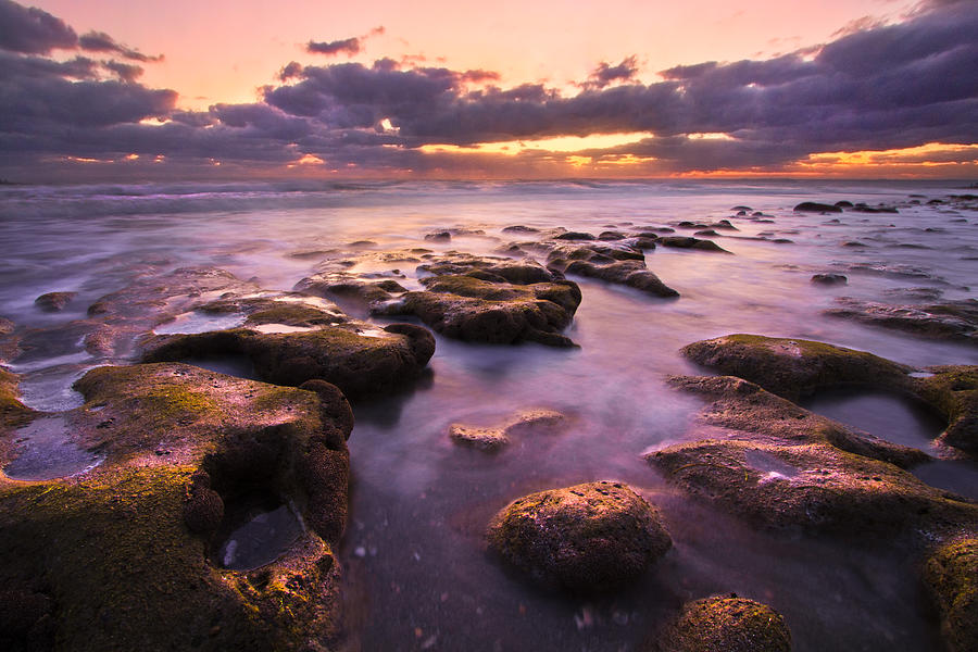 Blowing Rocks Photograph - Stairway To Heaven by Debra and Dave Vanderlaan