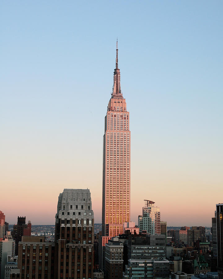 New York Photograph - Standing Alone by Jeff Mueller