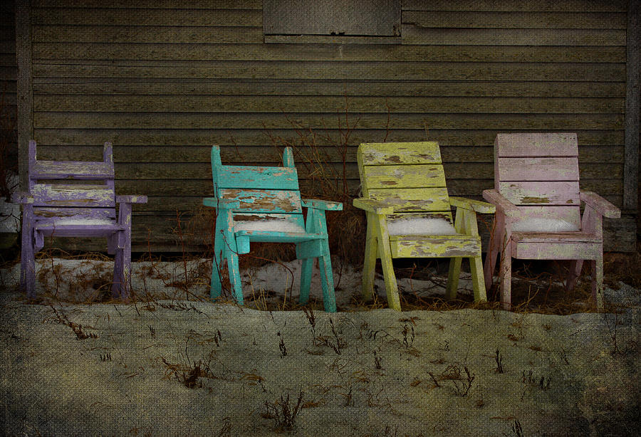 Jerry Cordeiro Photographs Framed Prints Photograph - Standing For All Colours  by Empty Wall