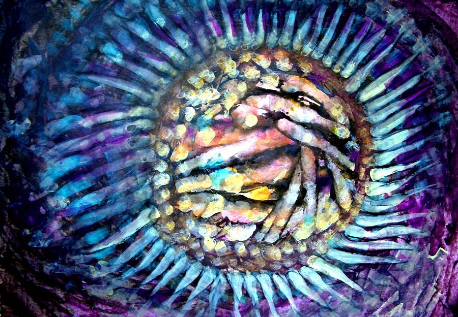 Painting Painting - Starfish 01 by Aquira Kusume