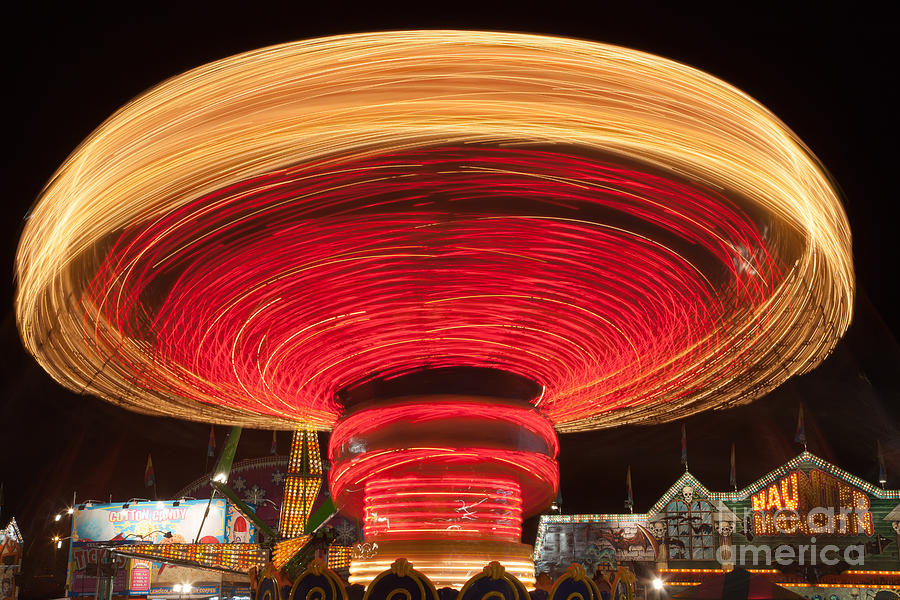 America Photograph - State Fair Vii by Clarence Holmes
