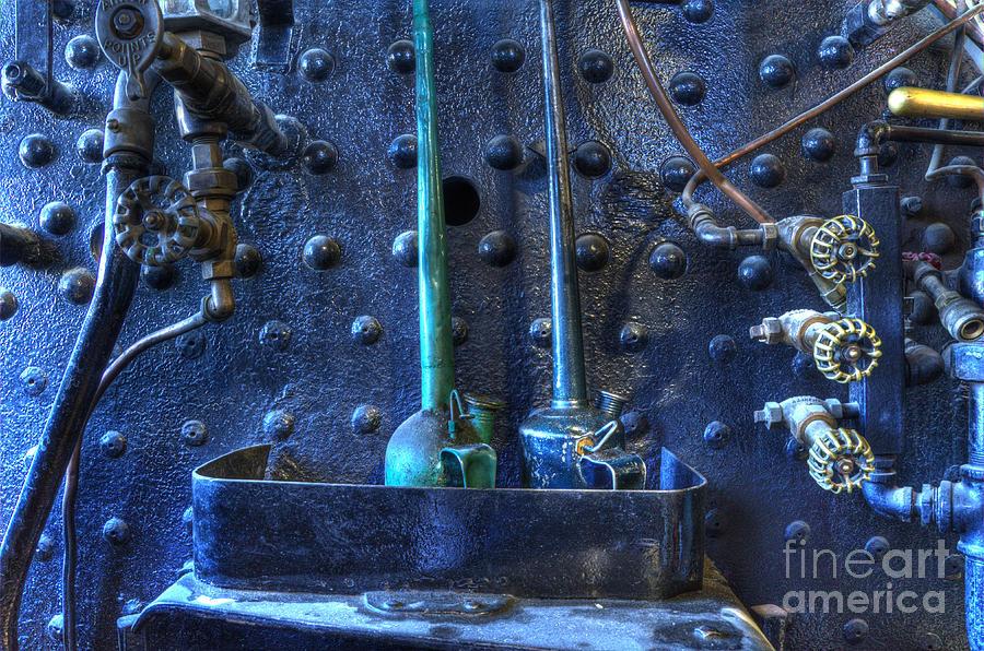 Steampunk Photograph - Steampunk 3 by Bob Christopher