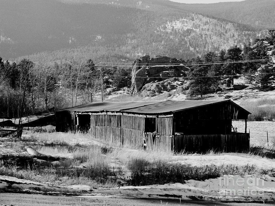 Barn Photograph - Still Around by Christopher Griffin