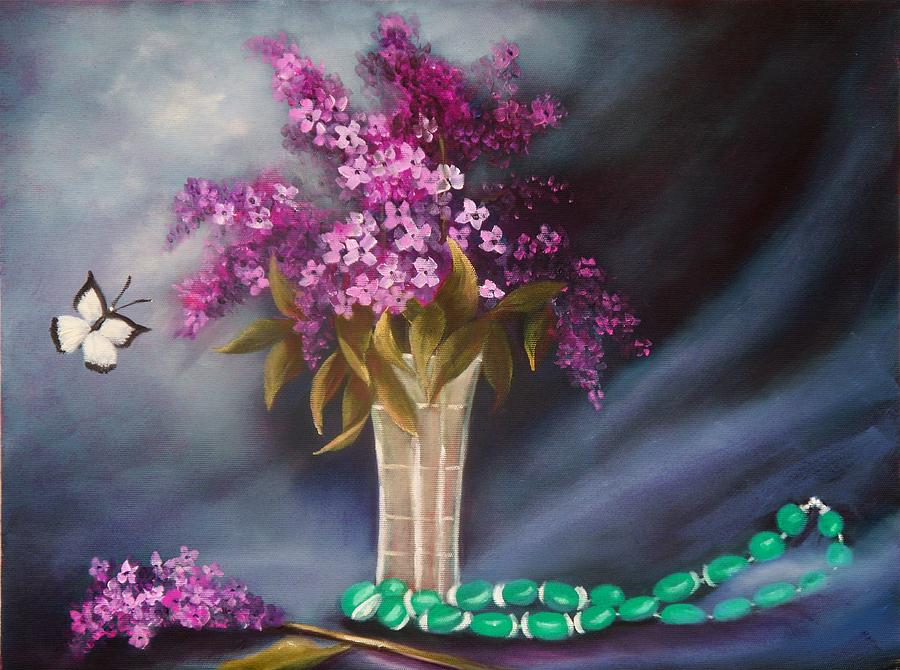 Still Life Painting - Still Life 8 by Joni McPherson