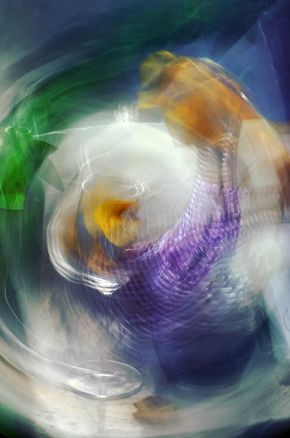 Color Photograph - Still Life Grace by Marisa Matis