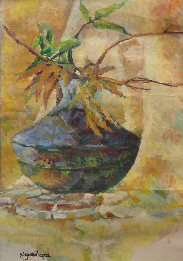 Still Life Painting - Still Life  by Negoud Dahab