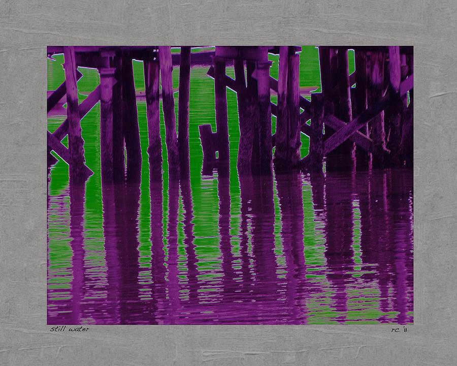 Still Water Photograph - Still Water by Rene Crystal