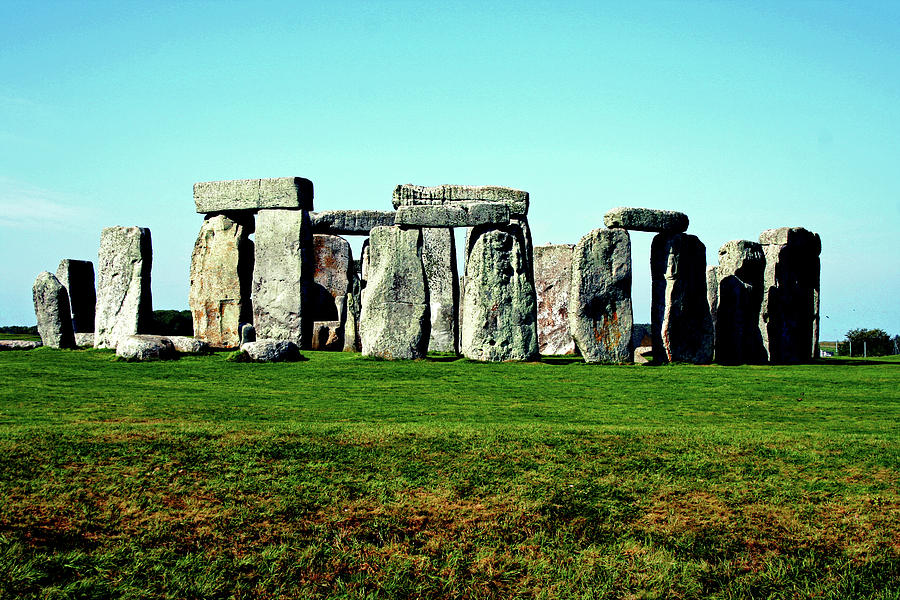 Stonehenge in Color by La Dolce Vita