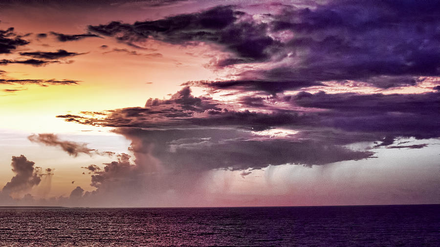Stormy Photograph - Stormy Weather by Douglas Barnard