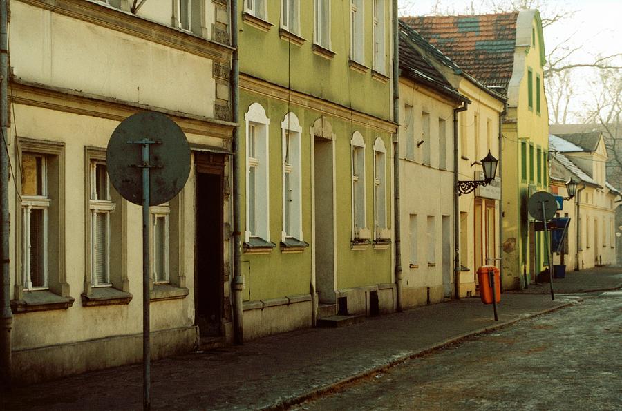 Street Photograph - Street 2 by Marcin and Dawid Witukiewicz