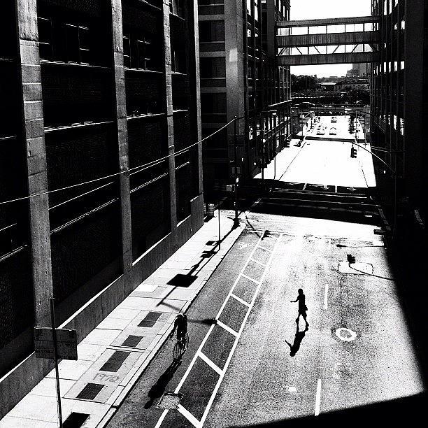 New York City Photograph - Street Crossing - Brooklyn - New York City by Vivienne Gucwa
