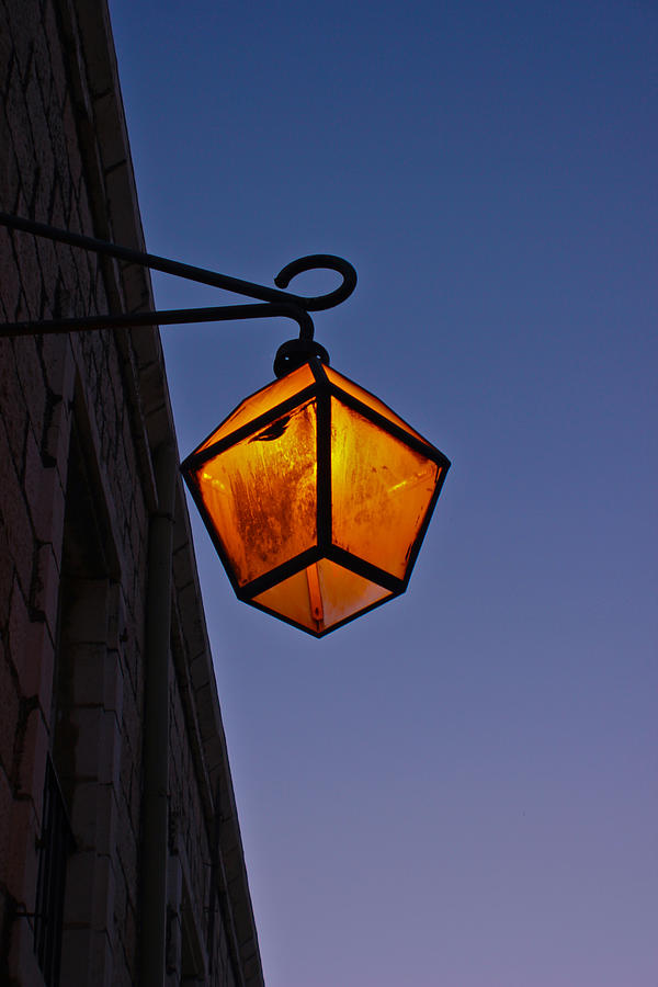 Street Light Photograph - Street Light by Amr Miqdadi
